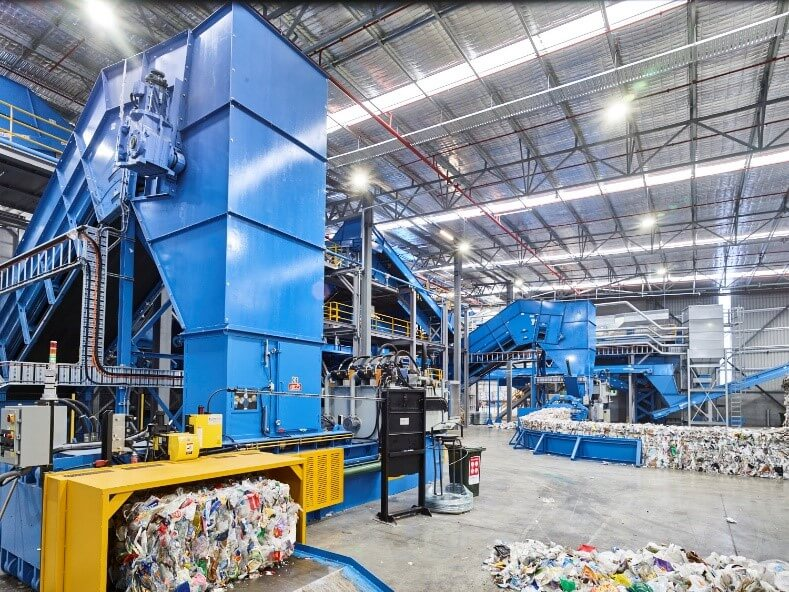 Perth Material Recycling Facility