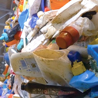 Finding a solution to the plastic problem