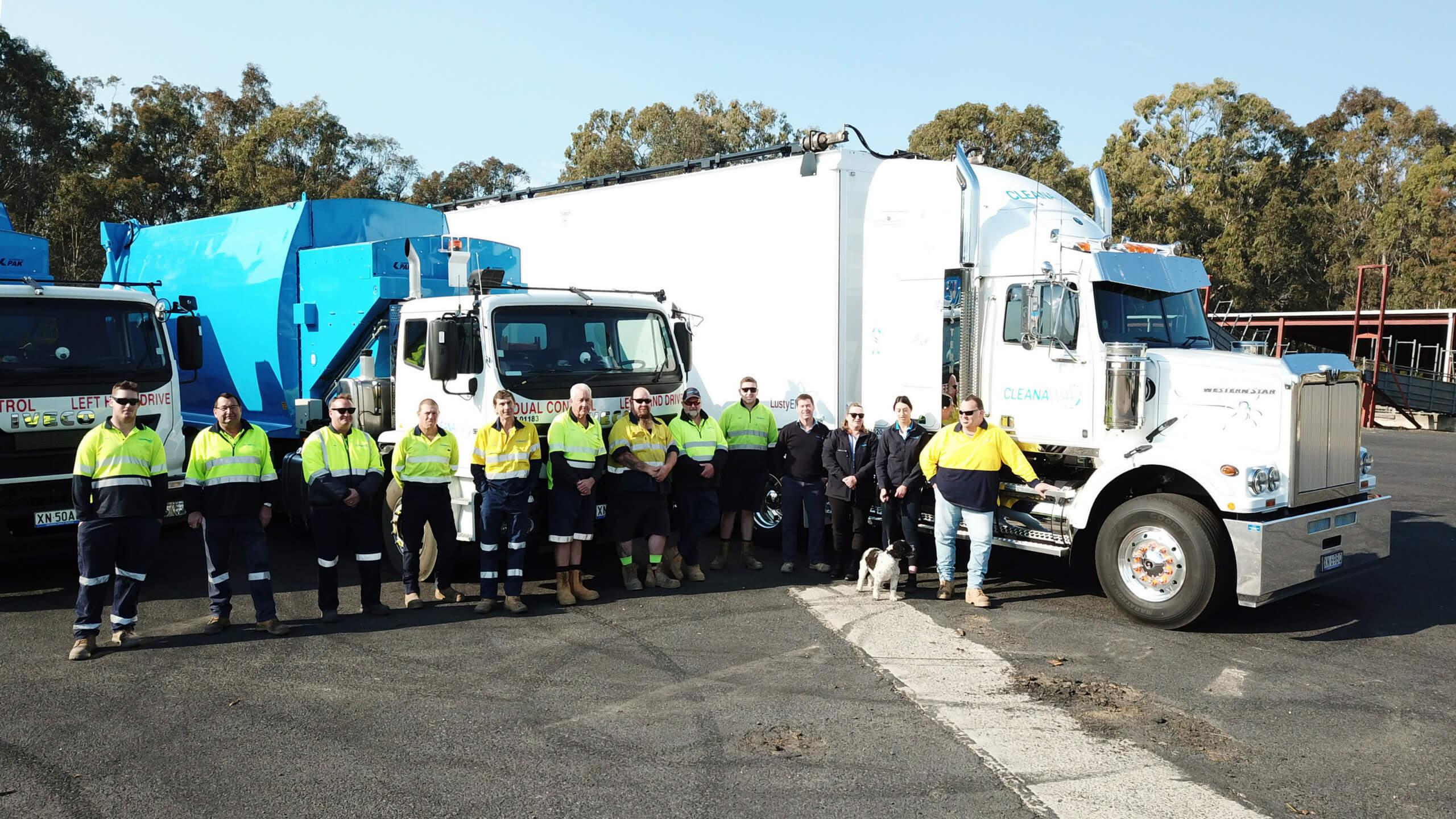 Cleanaway Bega Municipal Fleet