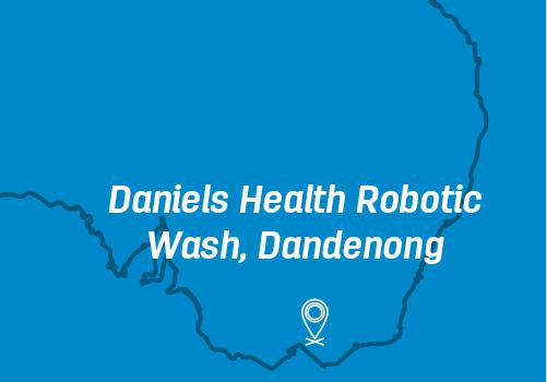 Daniels Health Robotic Wash, Dandenong