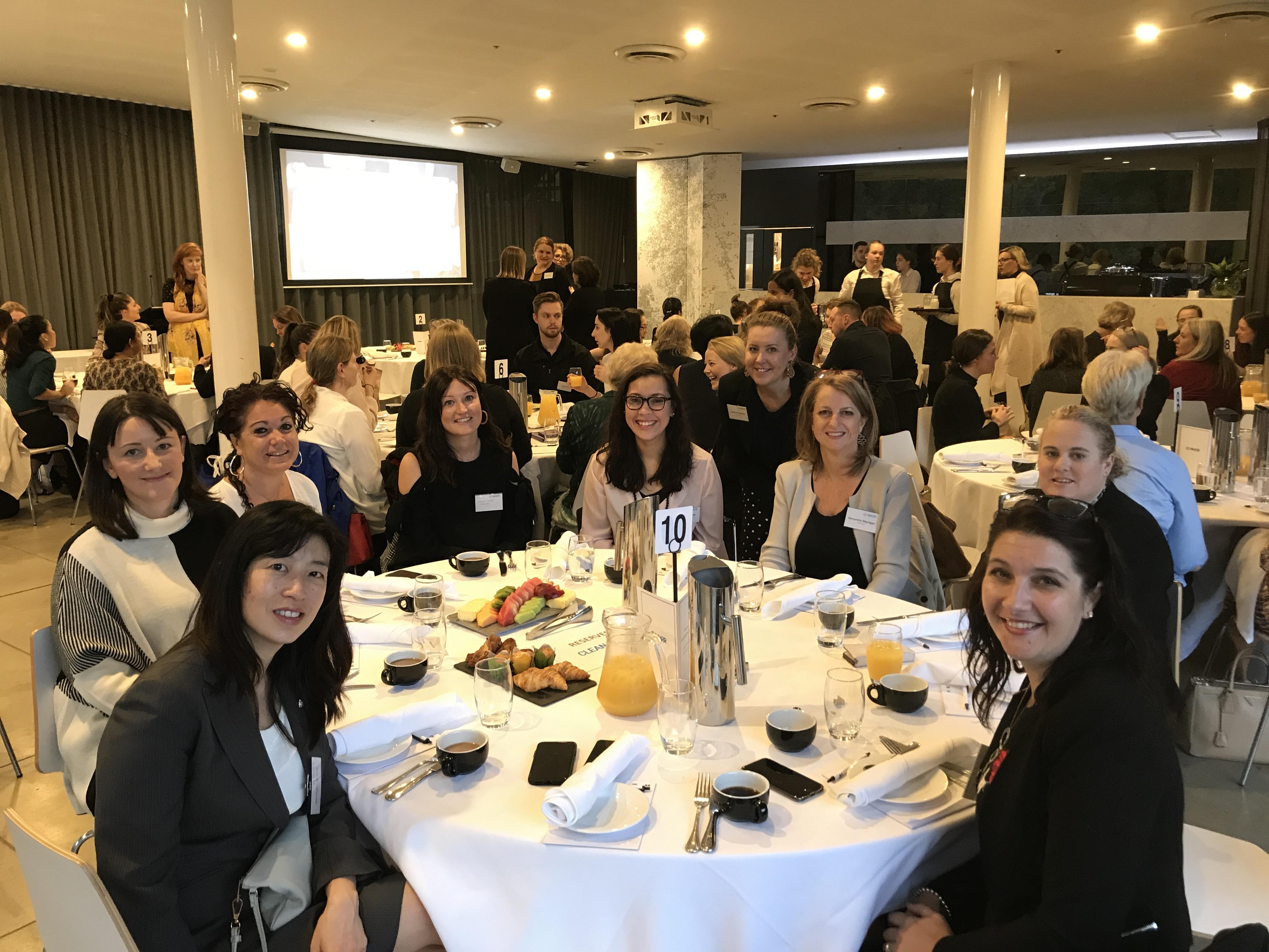Women of Waste Leadership Breakfast 2019