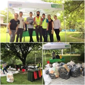 James Cook University (JCU) waste health check