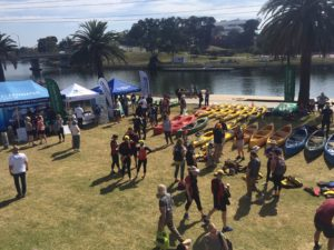 Cleanaway supports Yarra and Maribyrnong River Blitzes