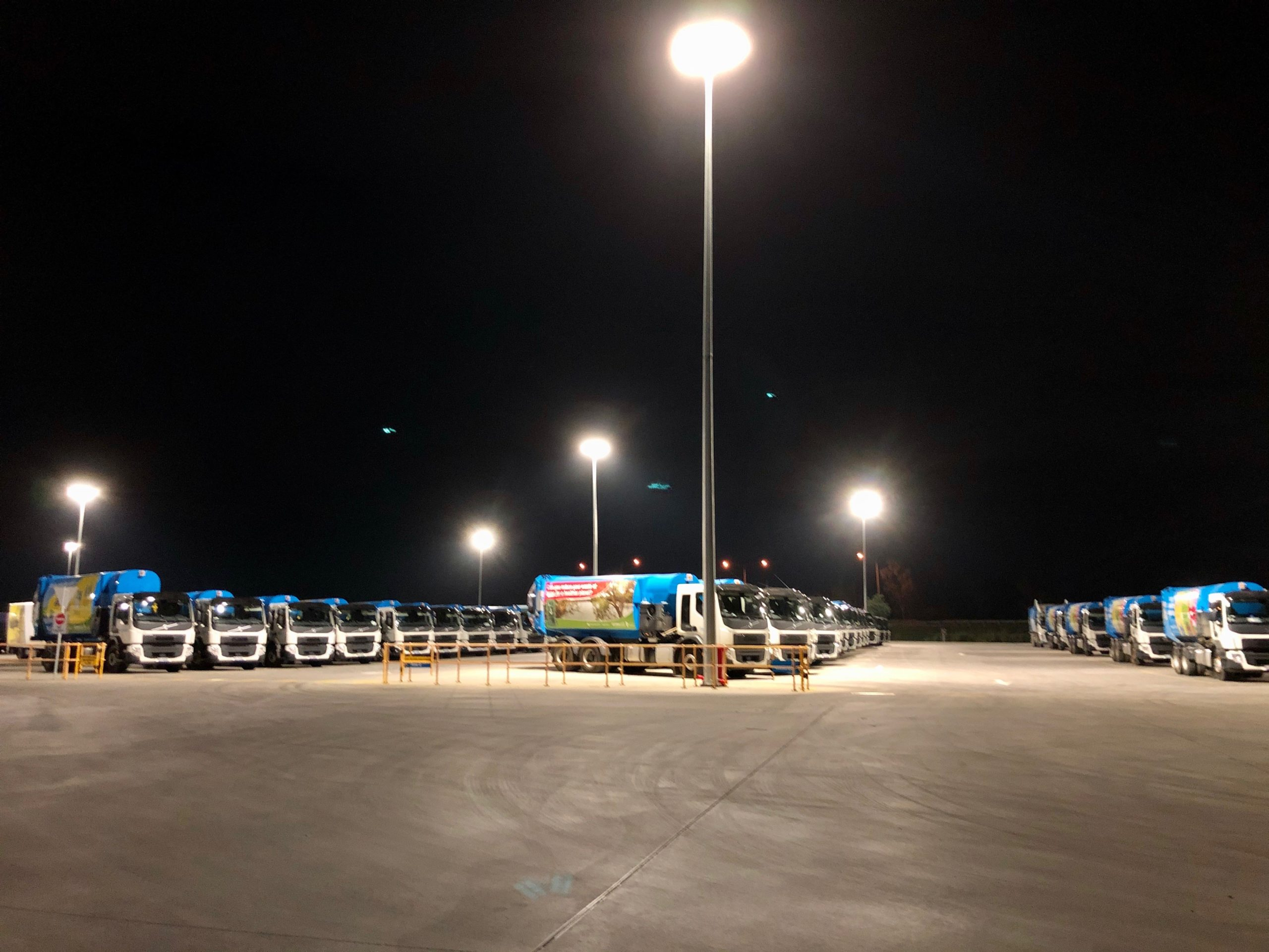 Brand new Cleanaway fleet ready to service City of Casey