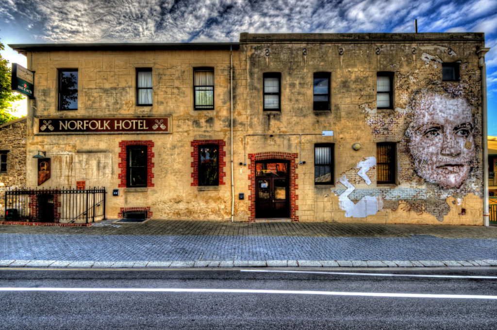 Norfolk Hotel Fremantle
