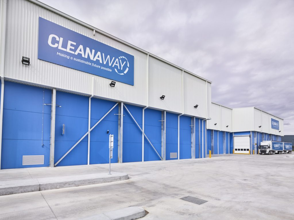 Cleanaway SEMTS Opening - Facility